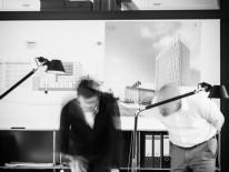 BILD:   Architekturbüros als Sujet