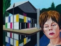 BILD:   Le Corbusier, Mies und das wahre Bauhaus