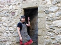 BILD:   Castell statt Chalet