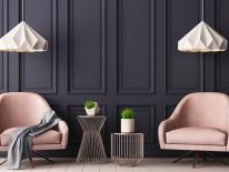BILD:   Skandinavisches Interior Design