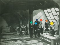 John Baldessari, Studio, 1988. © courtesy of John Baldessari Estate