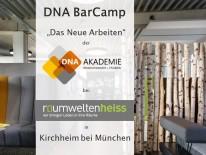 BILD:   DNA BarCamp