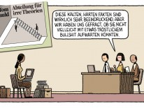 © Tom Gauld / Edition Moderne