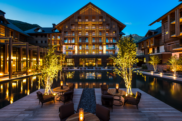 © The Chedi Andermatt