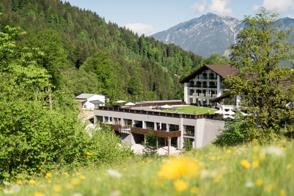Mountain Hideaway Das Graseck in Garmisch-Partenkirchen.