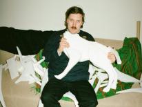 BILD:   Dark Uncles in der Galerie Zink