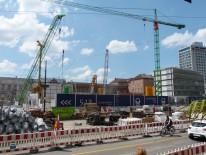 BILD:   Großprojekte in München