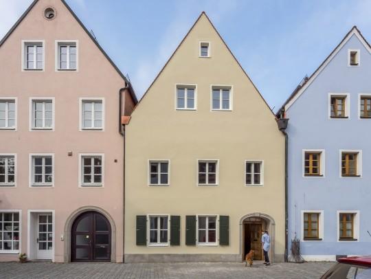 BILD:       Neuer Wohnraum in historischer Altstadt