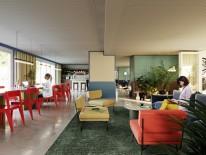BILD:   New Work und Wohnen unter einem Dach