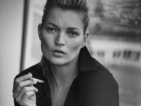 ┬® Ira Stehmann Fine Art. Peter Lindbergh, Kate Moss, for Vogue Italy, 2015, Digital Fibre Print, 60 x 50 cm