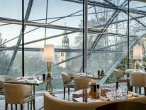 BILD:   Gourmet-Architektur in Salzburg