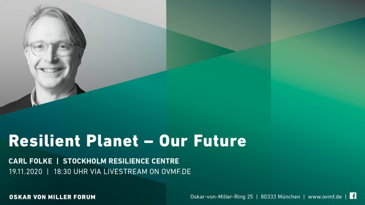 Resilient Planet - Our Future