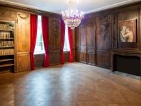 BILD:   Neugestaltung des Palais Montgelas