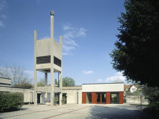 BILD:       Carolinenkirche Gemeindesaal