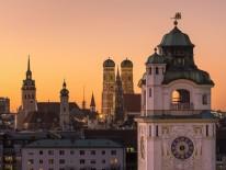 BILD:   München-Gutscheine unterm Baum