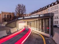 BILD:   Neues Parken unterm Altstadtring
