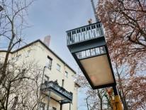 BILD:   Kluges Bausystem für Balkone