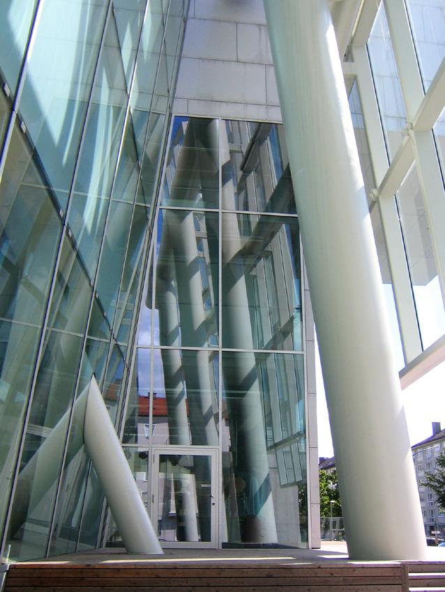 erweiterungsbau für die akademie der bildenden künste münchen, Innenarchitektur ideen