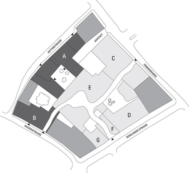 Hofstatt Denkmal Plus Neubau Muenchenarchitektur