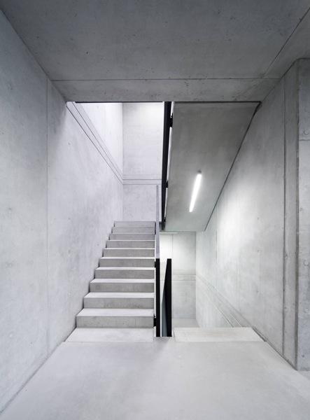 Treppenhaus Architektur