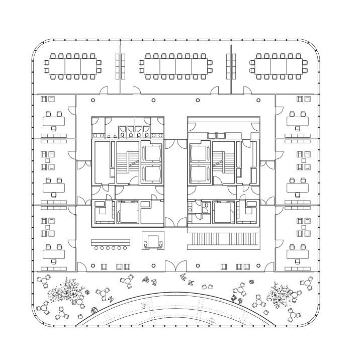 uptown m 252 nchen o2 tower muenchenarchitektur. Black Bedroom Furniture Sets. Home Design Ideas