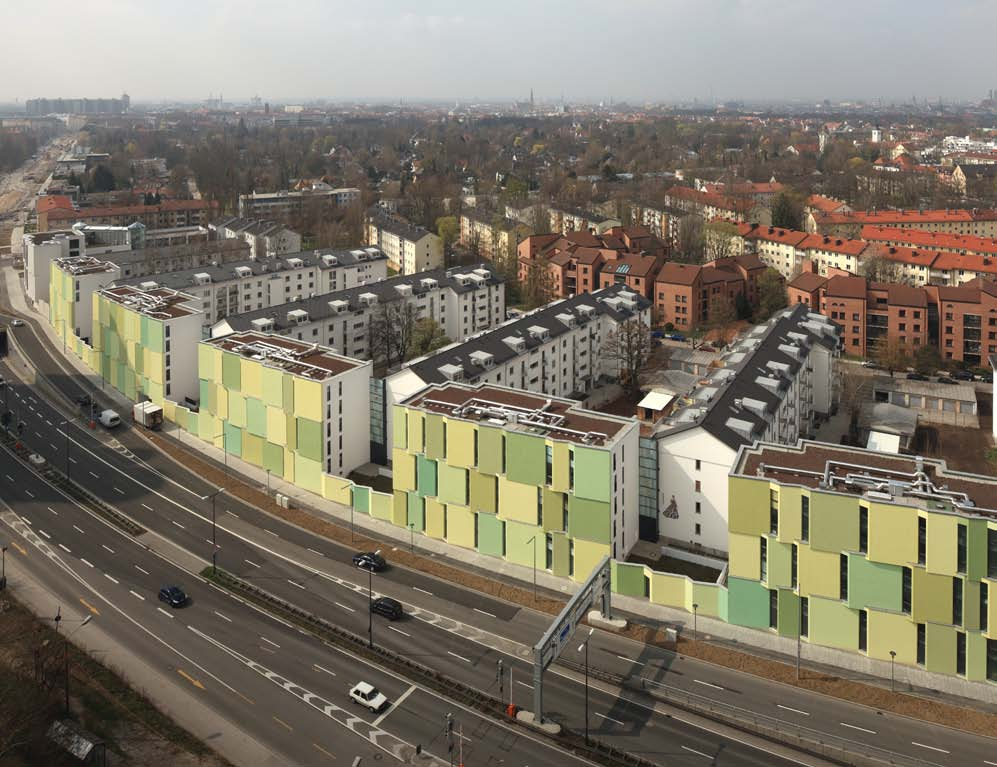 Versorgungskammer Bayern Wohnungen