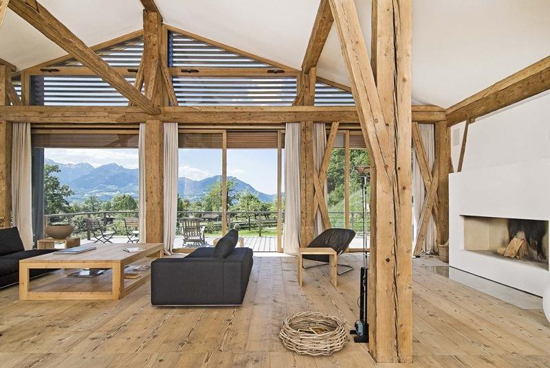 bauernhaus nu dorf muenchenarchitektur. Black Bedroom Furniture Sets. Home Design Ideas