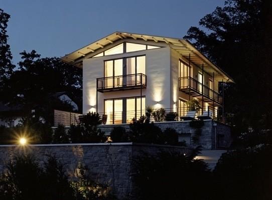 Haus am Hang - muenchenarchitektur