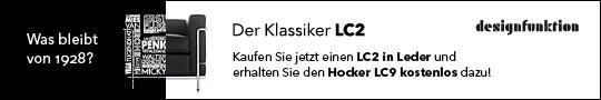 designfunktion - Der Klassiker LC2