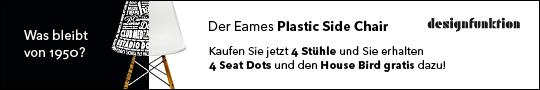 designfunktion - Der Eames Plastic Side Chair