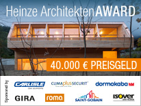 BILD: Heinze ArchitektenAWARD 2018