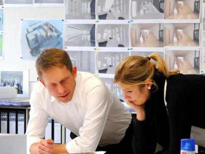 Henning Larsen Architects Munich