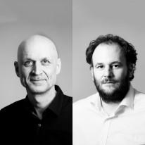 Robert Meyer und Tobias Karlhuber Architekten © Lothar Reichel